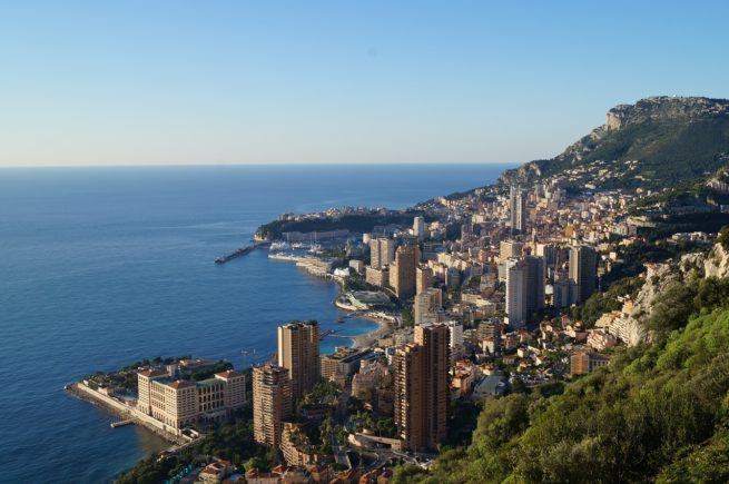 monaco private air charters